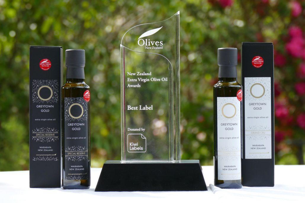 NZ Design Awards Best Label