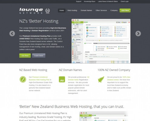 Wellington Web Hosting