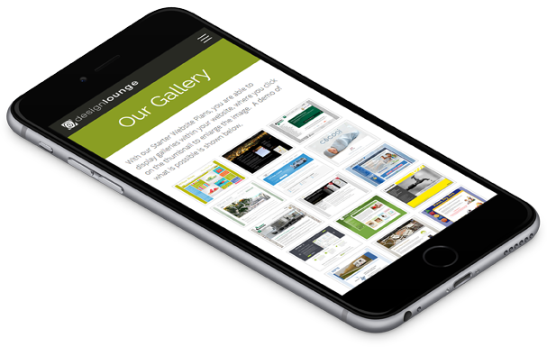 mobile website design wellington