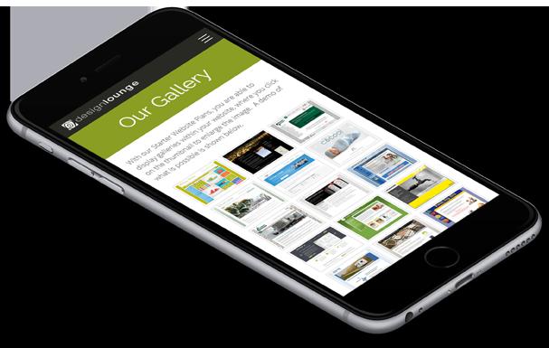 mobile website design wellington