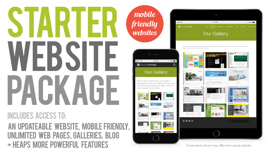 Mobile Friendly Website